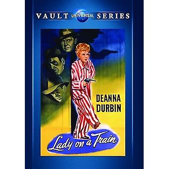 Lady on a Train [DVD] USA import