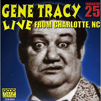Genet Tracy - genet Tracy: Vol. 1-Live fra Charlotte Nc [CD] USA import