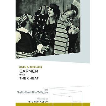 Carmen / bedrager [DVD] USA import