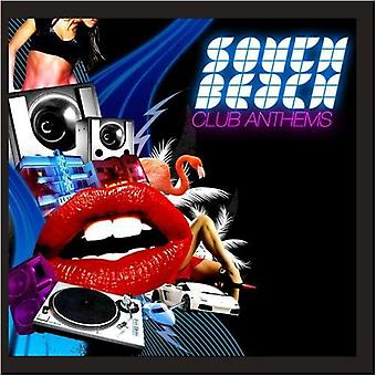 South Beach Club Anthems - South Beach Club Anthems [CD] USA import