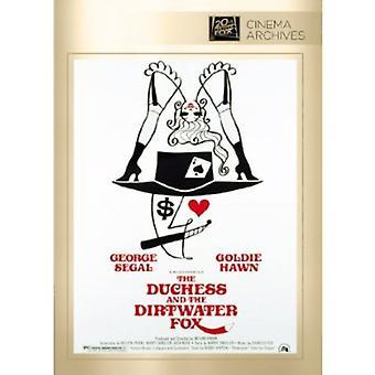 Duchess & the Dirtwater Fox [DVD] USA import