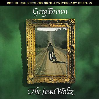 Greg Brown - Iowa Waltz (Red House 30th Anniversary E [Vinyl] USA import