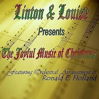 Linton Smith & Louise - fröhliche Sounds of Christmas [CD] USA importieren