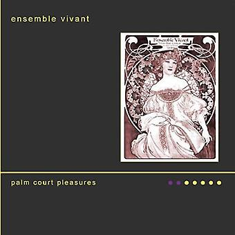 Ensemble Vivant - Palm Court Pleasures [CD] USA import