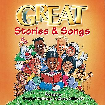 Halloran/Millward - Great Stories & Songs [CD] USA import