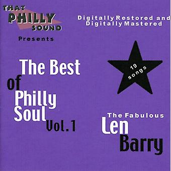 Len Barry - Len Barry: Vol. 1-Best of Philly Soul [CD] USA import