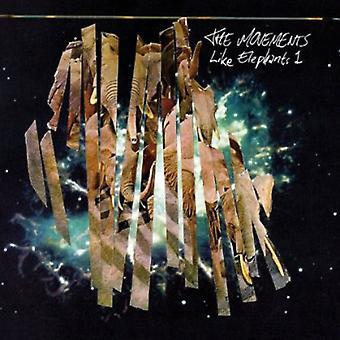 Bewegungen - wie Elefanten 1 [CD] USA import