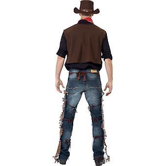 Costume cowboy, Brown