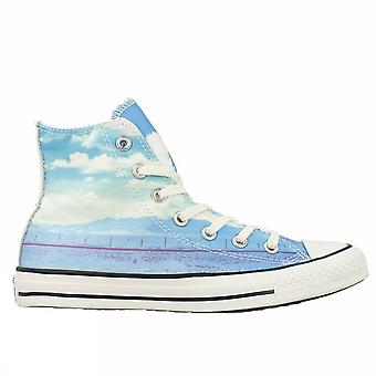 Converse All Star Hi kunt Graphics 551007C Damen Fashion schoenen