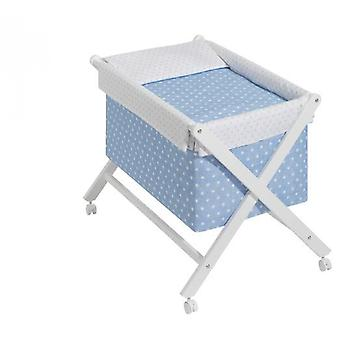 Interbaby Minicuna + Textil Star (Home , Babies and Children , Bedroom , Cribs)