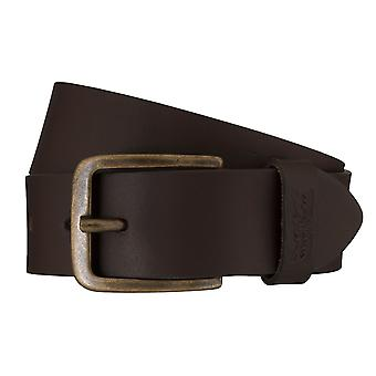 Levi BB´s belts men's belts leather jeans belt Brown 6253