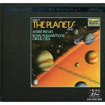 Andre Previn & Royal Philharmonic Orchestra - Holst: The planeter [CD] USA import