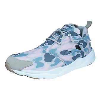 Reebok Furylite Camo Mens Trainers / Shoes - Multi Colour
