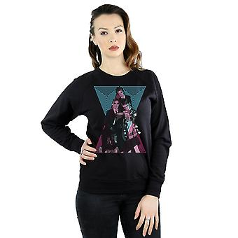 Paul Weller Women's Sights Photo Sweatshirt