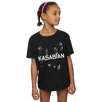 Kasabian piger Groupie Foto T-Shirt