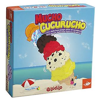 Smart Games Mucho Cucurucho (Toys , Boardgames , Logic And Ingenuity)