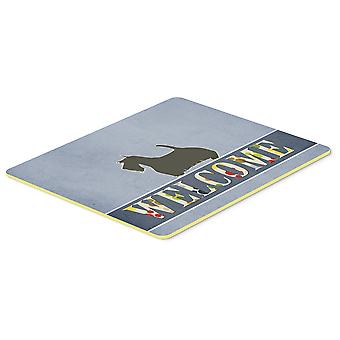Scottish Terrier Welcome Kitchen or Bath Mat 20x30