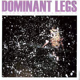 Dominerende ben - unge på kærlighed & liv [Vinyl] USA importerer