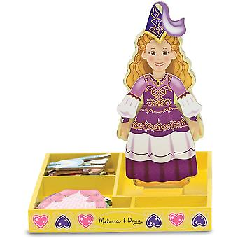 Melissa & Doug Magnetic Dress up