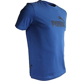 Puma Large NO1 Logo Tee 82397912 universal  men t-shirt