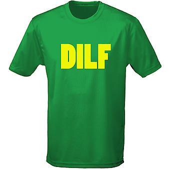 Dilf pappa jag vilja F *** oförskämd Mens T-Shirt 10 färger (S-3XL) av swagwear
