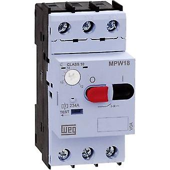 Overload relay adjustable 4 A WEG