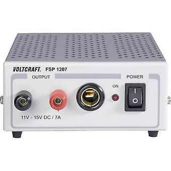 Bench PSU (fixed voltage) VOLTCRAFT FSP 1207 11 - 15 Vdc 7 A 105 W No. of outputs 1 x