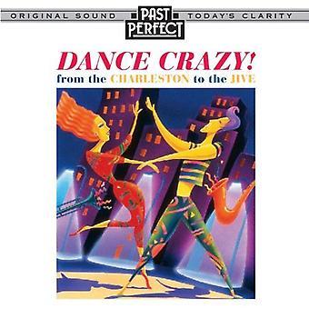 Dans Crazy! Musik fra Charleston at Jive-20s, 30s, 40s lyd-CD