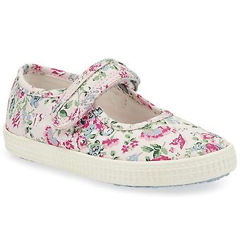 Startrite Posy Girls Canvas Shoes
