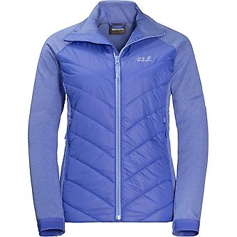 Jack Wolfskin Womens/Ladies Sutherland Crossing Hybrid Fleece Jacket