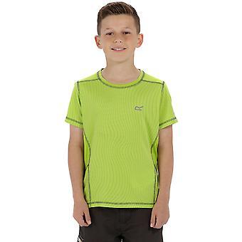 Regatta Boys & Girls Dazzler Moisture Wicking Quick Drying T-Shirt