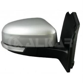Right Mirror (electric heated indicator) For Ford FOCUS III Saloon 2011-2017