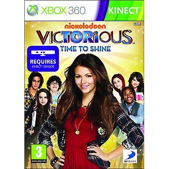 Zegevierende tijd te glanzen - compatibele Kinect (Xbox 360)