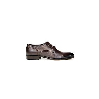 MORESCHI 1622 BROWN LACE UP