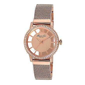 Kenneth Cole New York women's wrist watch analog stainless steel 10007904 / KC4955