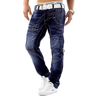 New mens jeans pants designer precious Clubwear Slim Fit Chick Nitrotex