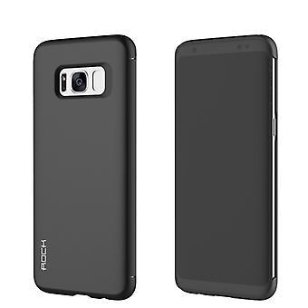 Original ROCK shadow smart cover black for Samsung Galaxy S8 plus G955 G955F
