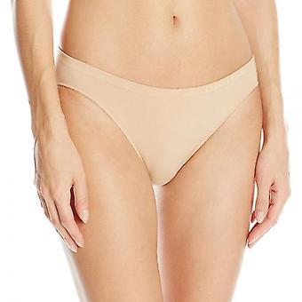 カルバンク ライン女性純粋なシームレスなビキニ ブリーフ、裸で、XS