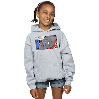 Disney Girls Dumbo Rich And Famous Hoodie