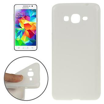 Schutzhülle TPU Case für Handy Samsung Galaxy Grand Prime SM-G530H Weiß