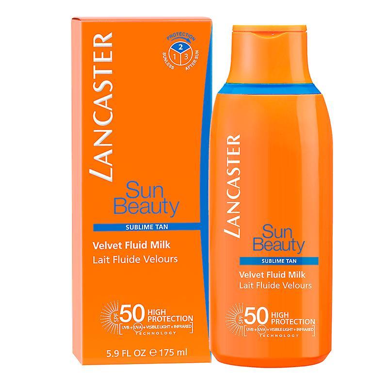 Lancaster Sun Beauty Sublime Tan Velvet Fluid Milk SPF50