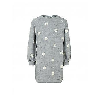 Chloe Childrenswear Marl Daisy Sweater Dress