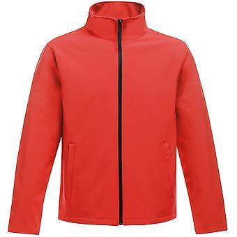 Regatta Mens Ablaze Printable Softshell Workwear Jacket