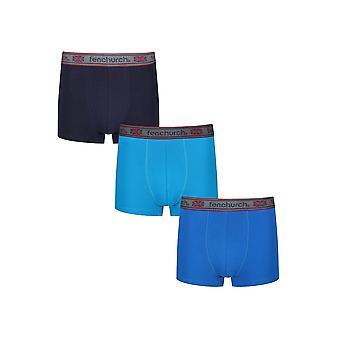 New Designer Mens Fenchurch Underwear Boxers Shorts Trunks Gift box Felton