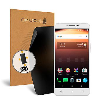Celicious Privacy Plus 4-Way Anti-Spy Filter Screen Protector Film Compatible with Alcatel A3 XL