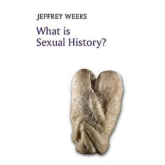 What is Sexual History? by Jeffrey Weeks - 9780745680255 Book