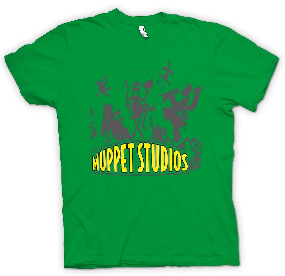 Mens T-shirt - Muppet Studios - Kermit - Funny
