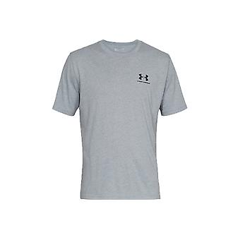 Under Armour Sportstyle Left Chest Tee 1326799-036 Mens T-shirt