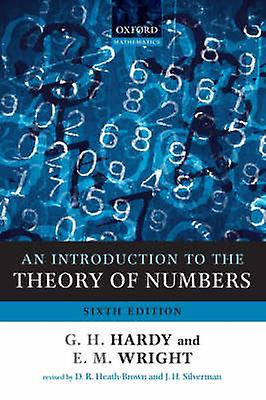 An Introduction to the Theory of Numbers (6th Revised edition) by G.