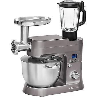 Clatronic kneading mixer. Meat grinder. Blender jar. Pasta KM 3674
